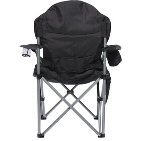 CAMPZ Deluxe Arm Chair, black
